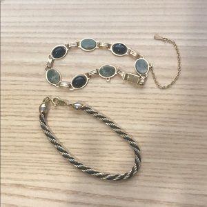 Gold bracelets from Ireland